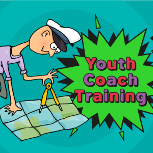 Ignition youth coach training graphic