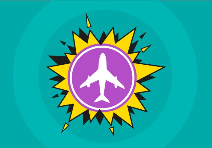 John pilot profile graphic