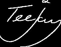 Teejay's signature