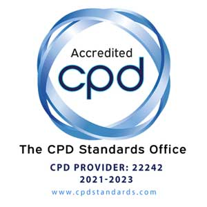 Back on track teens CPD Badge